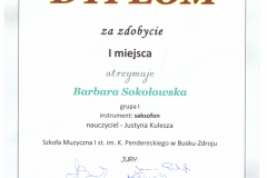 Barbara-Sokołowska-I-miejsce