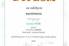 Lena-Wilk-wyróżnienie