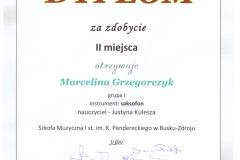 Marcelina-Grzegorczyk-II-miejsce