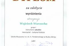 Wojciech-Warzecha-wyróżnienie