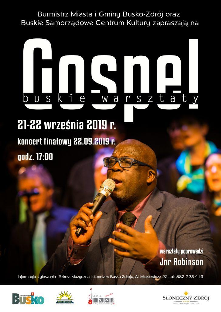 Buskie warsztaty Gospel